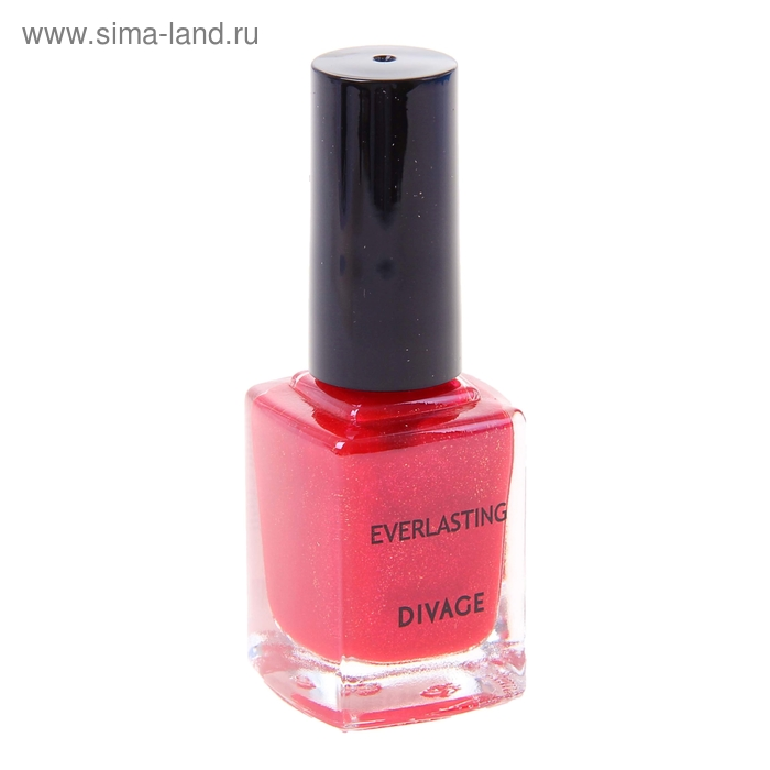 Лак для ногтей Divage Everlasting № 8216