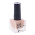 Лак для ногтей Divage Just matt, тон № 5606
