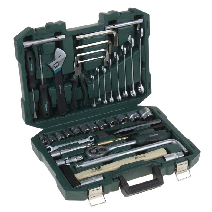 Набор инструмента TUNDRA premium, универсальный в кейсе 41 предмет