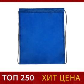 Мешок для обуви Стандарт, 420 х 340, Calligrata, синий