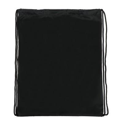 Сумка для сменной обуви универсальная 405х340 мм, чёрная