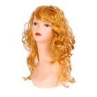 Карнавальный парик «Блондинка», вьющиеся волосы, 120 г - фото 448562