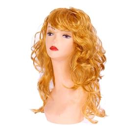 Карнавальный парик «Блондинка», вьющиеся волосы, 120 г