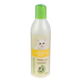 Шампунь 'Фитоэлита' для белоснежных кошек, 220 мл Ош
