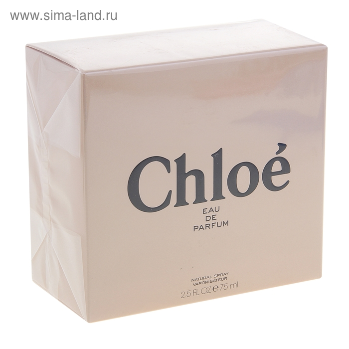 Парфюмерная вода Chloe Signature 75 мл
