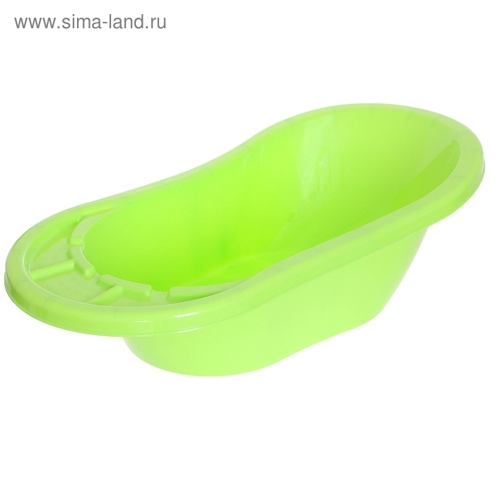 Ванна детская «Карапуз», цвет салатовый