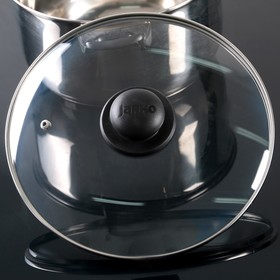 Крышка стеклянная d=26 см