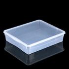 Ящик для хранения с крышкой Bubble Boom, 8 л, 40×33,5×8,5 см, цвет МИКС - фото 305497188
