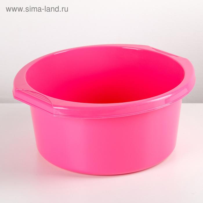 "Таз 7 л ""Диана"", d=29 см, цвет МИКС"