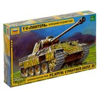 Сборная модель «Немецкий средний танк T-V Пантера»