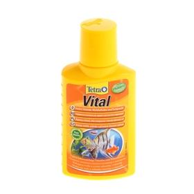 Кондиционер для поддержания естеств условий TetraVital  100мл на 200л