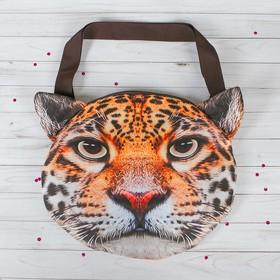 Мягкая сумка «Леопард»