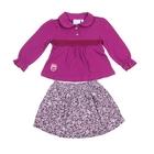"""Комплект для девочки """"Лесная фея"""": кофта, юбка, рост 80-86 см (12-18 мес.) 9199IE1371"""