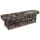 Сиденье в лодку с сумкой 85 см, материал оксфорд, цвет МИКС