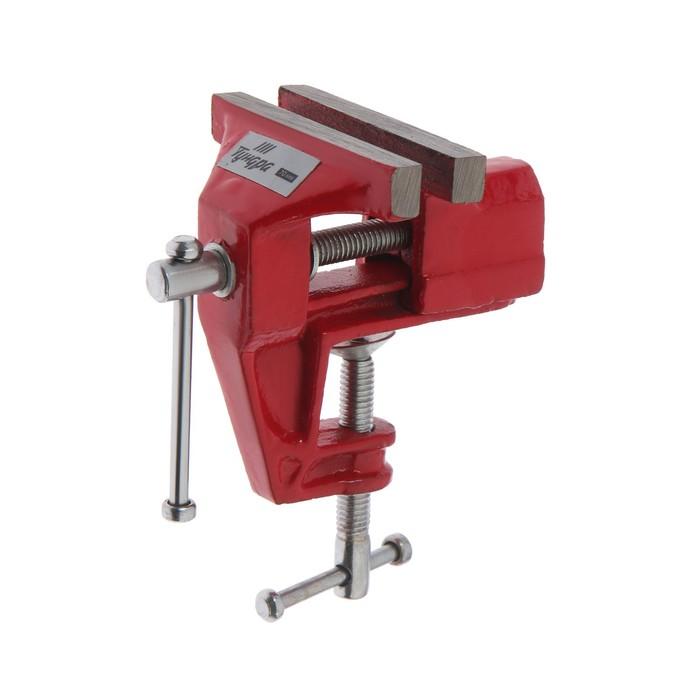 "Тиски слесарные ""TUNDRA basic"", 70 мм"