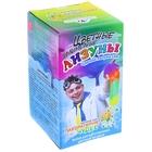 """Набор для опытов """"Юный химик: Цветные полимерные лизуны"""""""