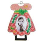 "Photo frame children's ""Our daughter"" photo 3,5x4,5 cm"