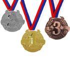 Медаль призовая формовая