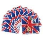 Салфетки «Британский», 33 × 33 см, набор 10 шт