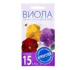 Семена цветов Виола Бархат смесь, Дв, 0,1г