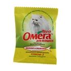Омега Neo с биотином и таурином для кошек(саше 15 таб)