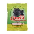 Омега Neo с таурином и L-каринтином для кошек и котят (саше 15 таб)