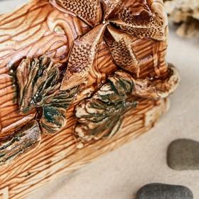 """Декорация для аквариума """"Сундук'', 13 см, микс - фото 7454406"""