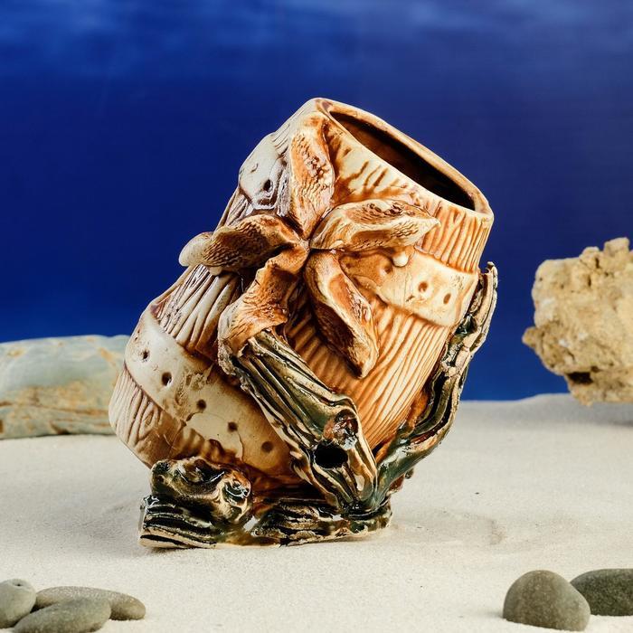 страна бочка для аквариума фото сердца