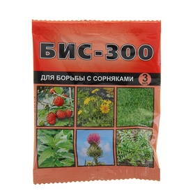 Средство БИС-300 для борьбы с сорняками 3мл Ош