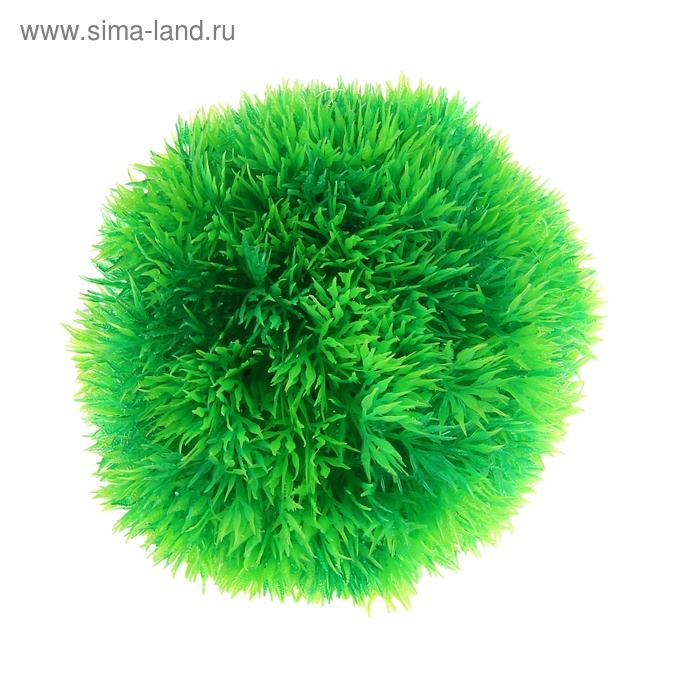 Растение пластиковое Пушистый шар L, 12 см AD7332