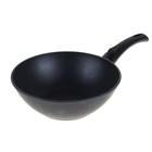 """Сковорода 26 см """"Титан. Вок"""", съемная ручка"""