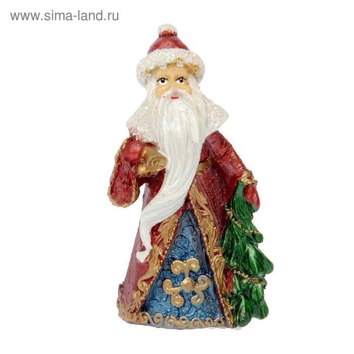 "Сувенир ""Дед Мороз с ёлочкой"", микс"