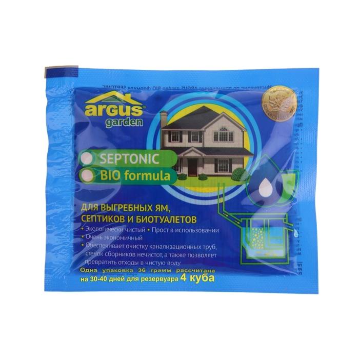 Средство для выгребных ям Argus Garden 2 пакета