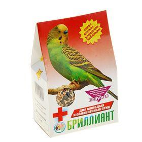 Корм 'Бриллиант' для молодых и ослабленных попугаев, 400 г Ош