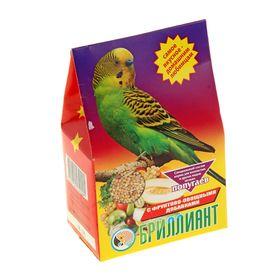 Корм 'Бриллиант' для попугаев, с фруктово-овощными добавками, 400 г Ош