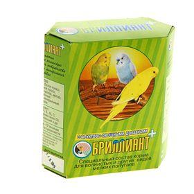 Корм 'Бриллиант' для попугаев, с фруктово-овощными добавками, 500 г Ош