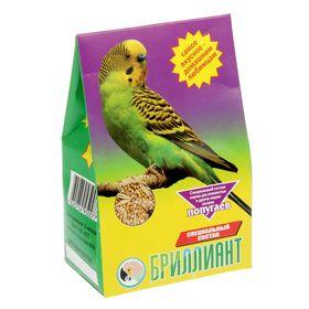 Корм 'Бриллиант' для попугаев, специальный состав, 400 г Ош