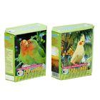 "Корм для средних попугаев ""БРИЛЛИАНТ"" с фруктово-овощными добавками, 500 гр"