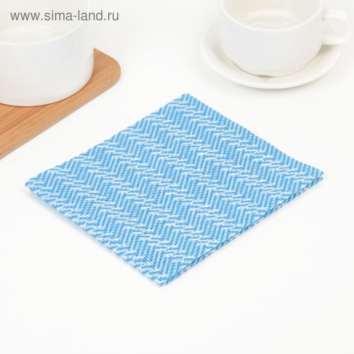 Набор салфеток из бамбукового волокна 3 шт, цвет МИКС