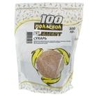 """Добавка в прикормку """"100 Поклёвок"""" Element Сухарь пшенично-ржаной, вес 300 гр."""