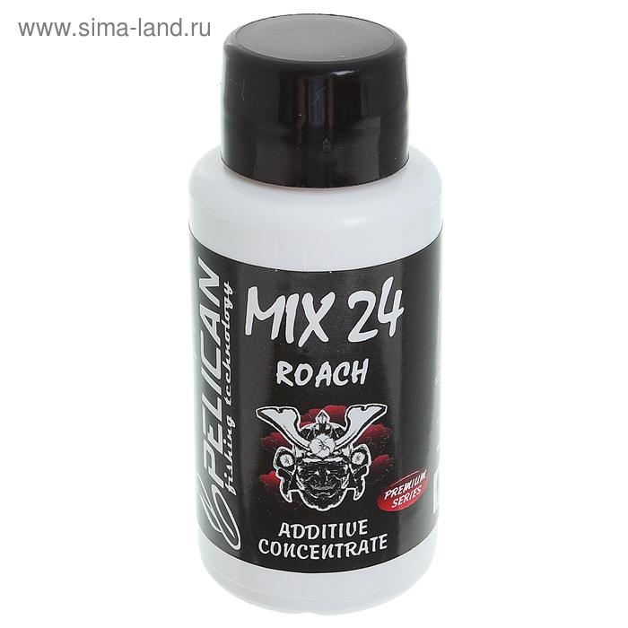 Ароматизатор для прикормки Pelican Additive Mix 24 Roach (1 фл. - 50 мл.)