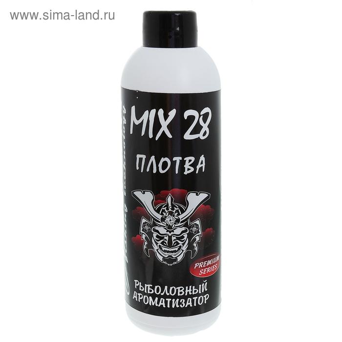 """Ароматизатор для прикормки Pelican Mix 28 """"Плотва"""" (1 фл. - 200 мл.)"""