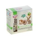 Минеральный камень для грызунов и кроликов LoLo Pets с овощами 30 гр