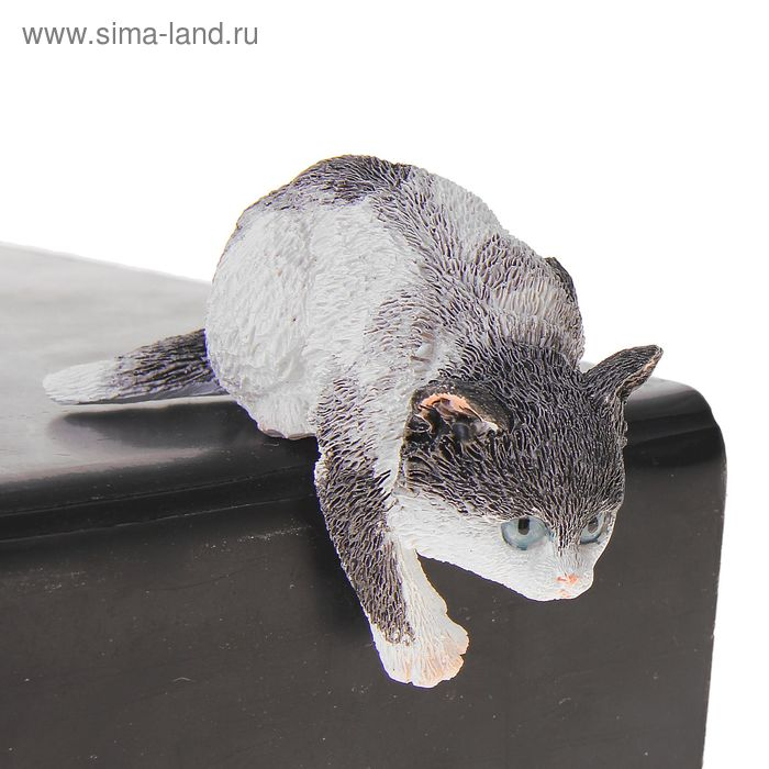 "Сувенир ""Котёнок-охотник"" на полочку"