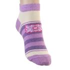 Носки женские укороченные DM-9, цвет сиреневый, размер 25