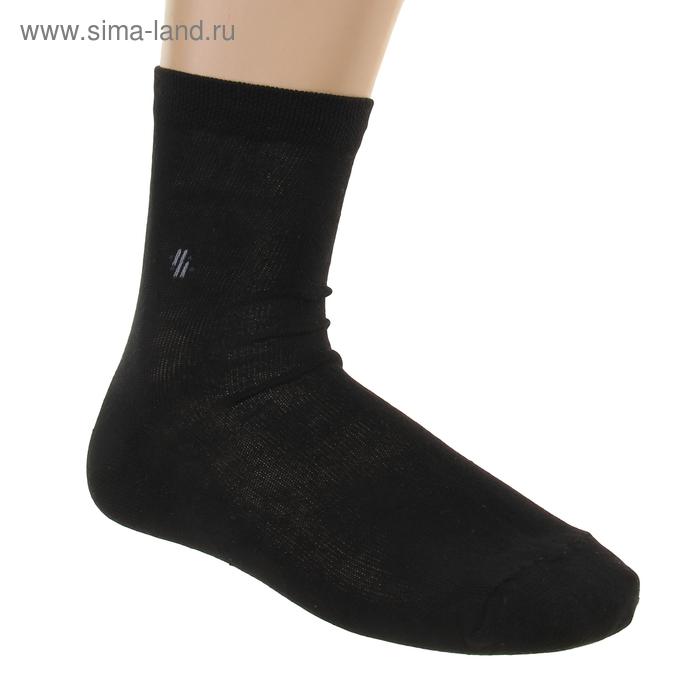 Носки мужские DL-7, цвет черный, размер 27