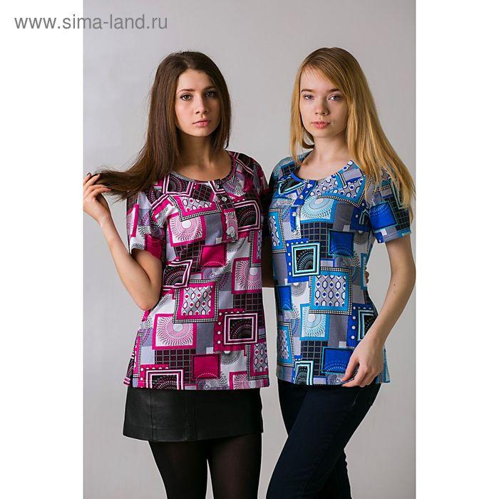 Блузка женская НН МИКС р-р 44