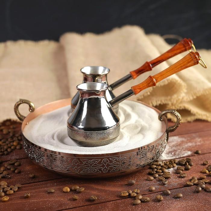 """Набор для приготовления кофе на песке """"Восточный"""" - фото 3260358"""