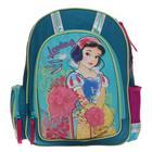 "Рюкзак Disney ""Принцесса"" 39*30*12, для девочки, бирюза"