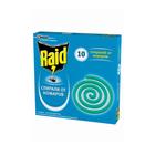Спираль от комаров Raid 10 шт